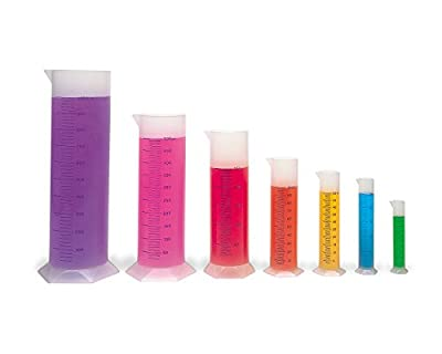 Learning Resources Graduated Cylinders from Learning Resources