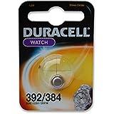 Duracell 392/384 - Pilas (Óxido de plata, Button/coin, 1.5V, 1.6 cm, 1.6 cm, 3 mm)
