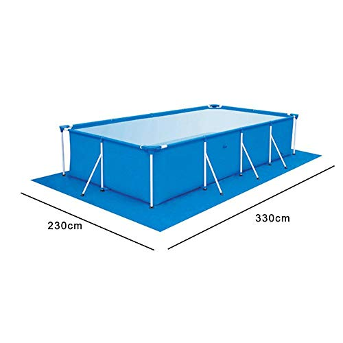Pool Mat (Nearthde 8ft - 12ft Pool Bodentuch - Ground Swimming Pools - leicht zu reinigen Mat)