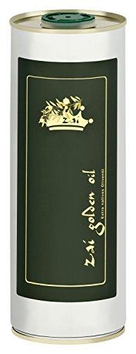 Zai Golden Oil 1 Liter - Premium Olivenöl extra nativ -