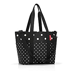 Reisenthel multibag Strandtasche, 50 cm, 15 Liter, Mixed Dots