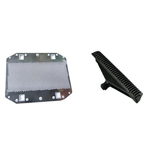 Meijunter Ersatz Innenschaufel Combo?Außenfolie for Panasonic RC40/30 ES9943/42 - Panasonic Outer Foil