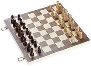 Philos-Spiele - Juego Completo de ajedrez, 2 Jugadores (2509) Importado