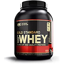 Optimum Nutrition Whey Gold Standard Protein, Double Rich Chocolate, 1er Pack (1 x 2,27kg)