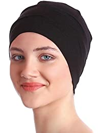 Unisex Cotton Sleep Cap, Night Cap for Chemo, Hair Loss
