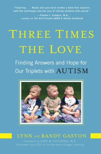 Three Times the Love: Finding Answers and Hope for Our Triplets with Autism (English Edition) PDF Books