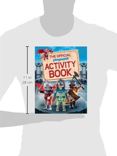 The Official Playmobil Activity Book