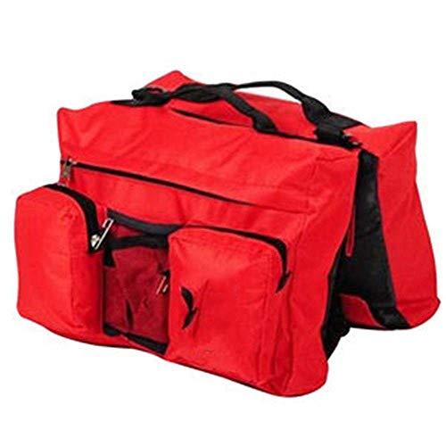 Multifunktionaler Hunderucksack, verdickter Hunderucksack mit drei Verwendungszwecken, unabhängiger und komfortabler wasserdichter Oxford-Stoff für große Räume, leichtes Haustier-Rucksackzubehör
