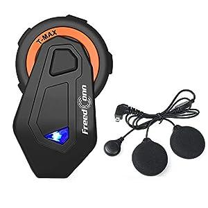 FreedConn Motobike Moto Intercom Auriculares