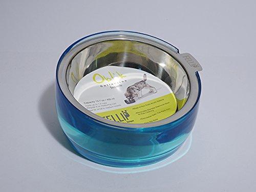 Mix-n-Match-Fellipet-Oblik-Superb-DogCat-Bowl-Sapphire