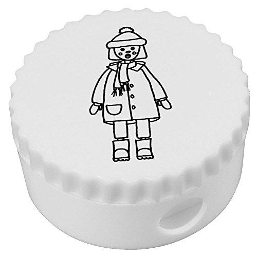 'Puppe' Kompakt Spitzer (PS00000940) (Bleistift Moore)