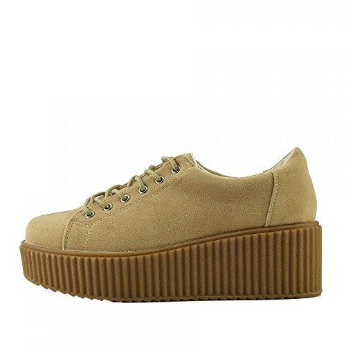 Kick FootwearFlatform - Truffle Collection donna Nude - Dino