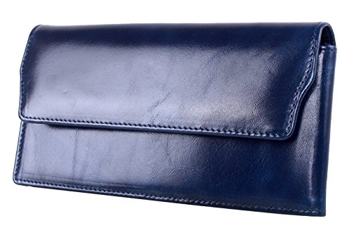 lh-saierlong-womens-trifold-wallet-royal-blue-wax-genuine-leather-wallets