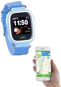 TrackerID Tracker ID Montre Enfant : Montre Enfant Téléphone, GPS ...