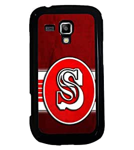 PRINTSWAG TYPOGRAPHY Designer Back Cover Case for SAMSUNG GALAXY S DUOS 2 S7582