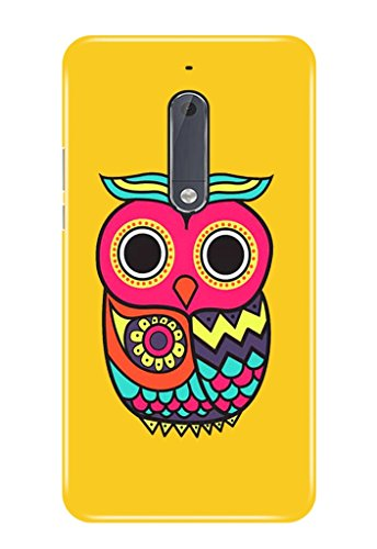 best loved 5c275 7f3f8 Hupshy® Nokia 5 Cover/Nokia 5 Back Cover/Nokia 5 Designer Printed Back Case  & Covers