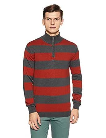 Celio Men's Cotton Blend Sweater