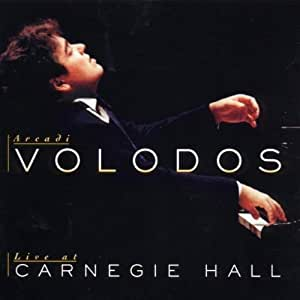 Live At The Carnegie Hall (21.10.1998)