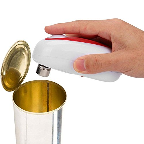 Elektrischer Dosenöffner, One Touch Automatischer Dosenöffner für Küche Restaurant Arthritis Senioren -