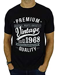 My Generation Gifts 1968 Vintage Year - Aged to Perfection - 50 Cumpleaños Años - Regalo