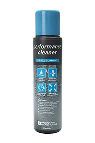 Mountain Warehouse Performance Detergent Anti Bacterial Proofing Solution Cleaner Accessory