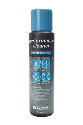Mountain Warehouse Performance Detergent Anti Bacterial Proofing Solution Cleaner Accessory Tool One