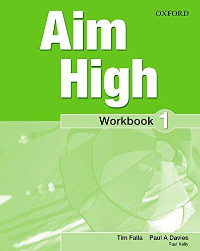 Pack Aim High 1. Workbook + Online Practice