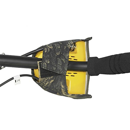 Camo-Woodland-Rain-Dust-Cover-for-Metal-Detector-Garrett-Ace-150-250-350