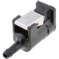 """SGerste Conector Hembra para depósito de Combustible para Motores de Yamaha de 5/16"""", Color Negro"""