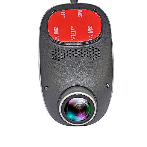 Four dash cam macchina fotografica 1080p, super visione notturna, sensore g, wdr, registrazione ciclo, monitoraggio del rilevamento del movimento di parcheggio