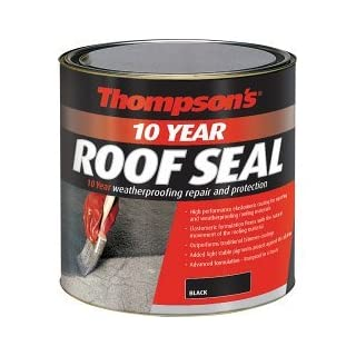 Thompson's 10 Year Roof Seal Grey 1L by Thompsons