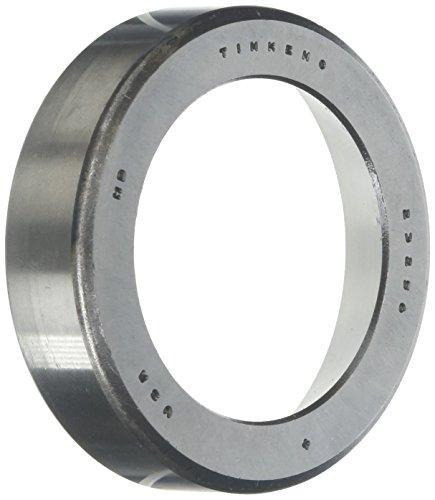Acier inch 1,1/cm Largeur de coupe 4/cm Diam/ètre ext/érieur Timken Lm11710/Roulement /à rouleaux coniques ext/érieure Tasse de course