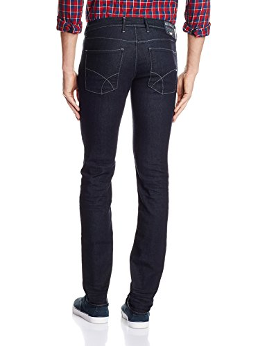 Gas Anders K, Jeans Homme Nero (Wk08)