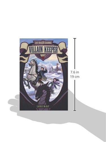 Villain Keeper (Last Dragon Charmer)