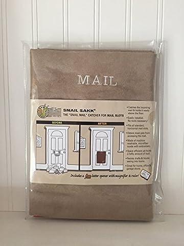 SNAIL SAKK: Post Catcher for Letterboxes -