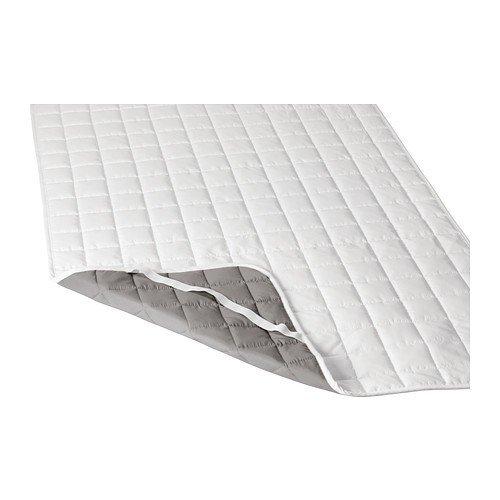 IKEA-Rose-ndun-Coprimaterasso-in-bianco-140-x-200-cm