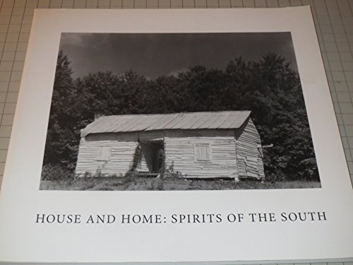 House and Home: Spirits of the South by Rebecca Walker (1994-06-02)