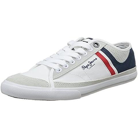 Pepe Jeans London TENIS PUNCHING - zapatilla deportiva de lona hombre