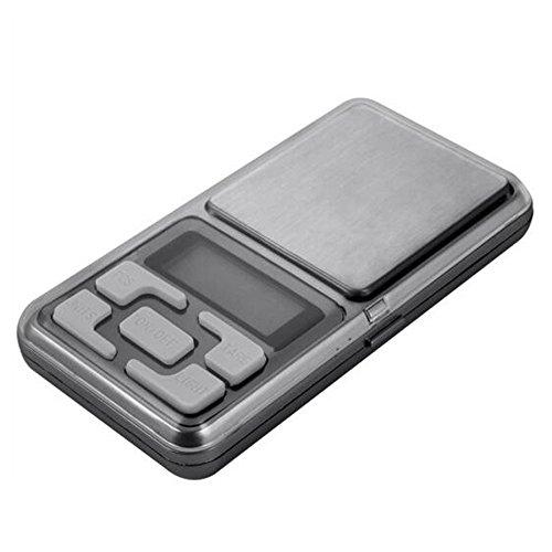 Juwel-gewichts-skala (MinegRong Mini LCD, 0.1gx500g Schmucktasche, Küche mit elektronischer Waage.)
