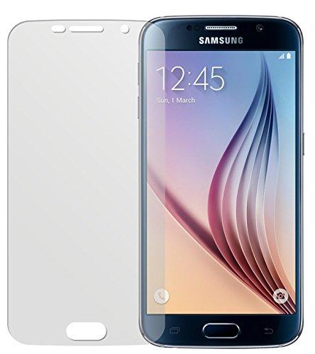 dipos Samsung Galaxy S6 Schutzfolie (2 Stück) - Antireflex Premium Folie matt
