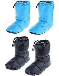 Amazon Zapatillas Hombre es Zapatos Para Termicas Botas qZqw75r