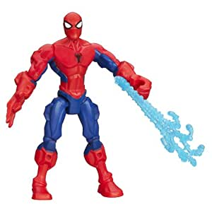 Marvel Hero Mashers Spider-Man Action Figure