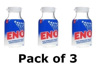 Eno Fruit Salt Orignal 150g Pack of 3 from GSK / GlaxoSmithKlien