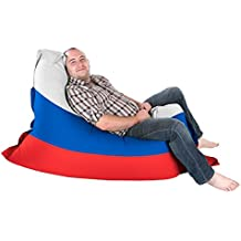 Bandera De Rusia Squarbie Squashy Bolsa De Frijoles - Gigante