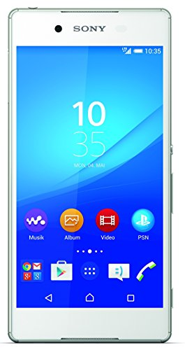 Sony Xperia Z3+ Smartphone (5,2 Zoll (13,2 cm) Touch-Display, 32 GB Speicher, Android 5.0) weiß (Handy Z3)