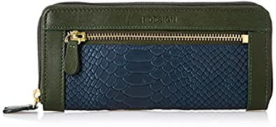 Hidesign Women's Clutch (Blue)