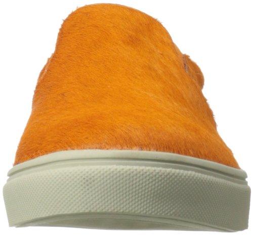 Steve Madden Eccentrico Slip-sur La Mode Sneaker Orange