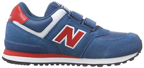 New Balance bleu (Blue/Red)
