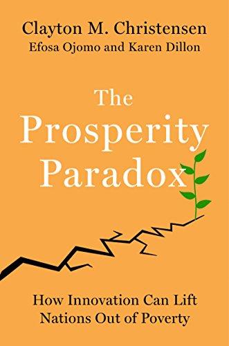 Prosperity Paradox (Harper Business) por Clayton M. Christensen