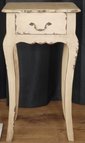 distressed-vintage-style-antique-cream-lamp-table-bedside-table
